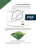 Capitulo1 La Cuenca Hidrografica