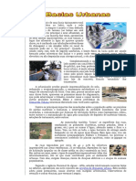 Acidentes Riscos Bacias Urbanas