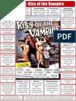 Set Texts Kiss of the Vampire