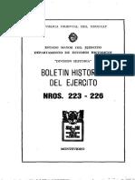 """""""ASPECTOS LOGÍSTICOS Y RECURSOS HUMANOS DEL EJÉRCITO REVOLUCIONARIO DURANTE LA REVOLUCIÓN DE LAS LANZAS 1870-1872"""