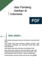 Sekilas Pandang Perbankan Di Indonesia