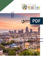 GNO, Inc. Annual Report 2018