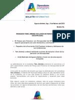 Boletín Parque Incluyente