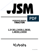 KUBOTA L3830 TRACTOR Service Repair Manual.pdf