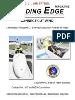 2014 July Leading Edge Magazine Connecticut Wing News