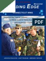 2014 December Leading Edge Magazine Connecticut Wing News