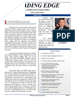2014 March LEADING EDGE Connecticut Wing News