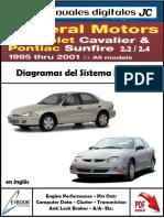 Cavalier y Sunfire (1995 - 2001) SE-OrG