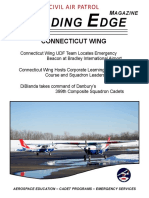 2015 February Leading Edge Magazine Connecticut Wing News