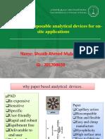 Paper Based Presentation