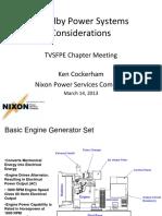 Nixon Power Generators