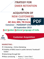 Theme No 02 Strategy for Customers Retention CGM TN Revised