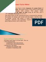 Power Factor Meters-converted