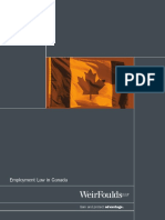 9117_WeirFoulds - Employment Law In Canada (2011).pdf