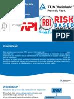 Presentación API580