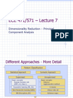 Lecture07 Dimensionality Pca