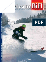 Zimska Turistička Sezona u Bosni i Hercegovini (izdanje #2)