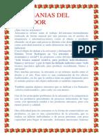 Artesanias Del Ecuador de Scribid