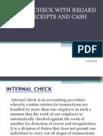 Internal Check