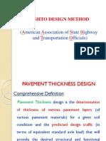 Lecture 7 AASHTO Design