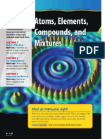 Nature of Matter - Ch 1 - Atoms Elements Compounds