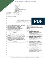 Babu v. Ahern Complaint 18cv07677