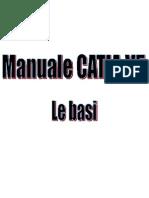 Manuale CATIA Le Basi
