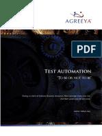 Test Automation