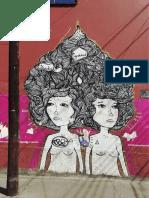 Arte urbano como practica cultural en el centro histórico de la ciudad de Oaxaca