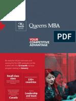 Queens MBA