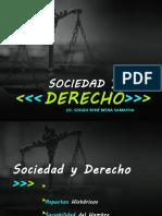 Sociedad y Derecho