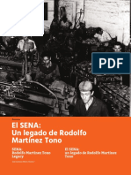 El SENA Un Legado de Rodolfo Martinez Tono
