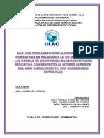 Análisis comparativo de las disposiciones normativas necesidades educativas especiales.docx