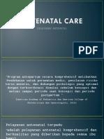 (KATING) 03 Antenatal Care