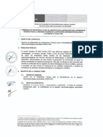 """Tr Servicio de Elaboración de Expediente Técnico """"Rehabilitación de La Estación Hidrometeorológica Automática Conta Psi"""