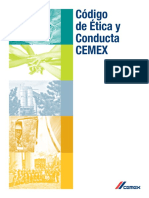 CodigoDeEtica CEMEX Civil