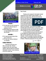 newsletter 2019 02