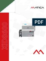 XID8600 Product Information (Brochure)