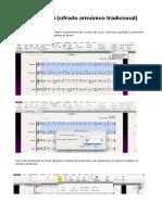 La Cube Instrumentacion Revision - Violonchelo