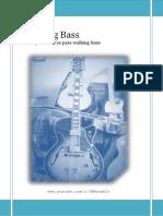 Walking Bass, Conceptos Básicos