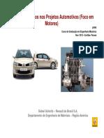 Apresentação UFPR PR v11!11!13- Materiais Motores