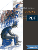 Poemas - Paul Verlaine