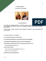 Orientaciones Textos San Agustín- Santo Tomás