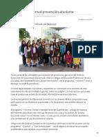 28-01-2019 - Promueve ISJuventud prevención al volante - Canalsonora.com