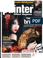 Corel Painter - 02 - Magazine, Art, Digital Painting, Drawing, Draw, 2d [ChrisArmand]