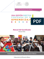 DIPLOMADO DIRECTORES 1 PARTE