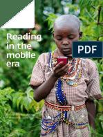 UNESCO Mobile Reading Improves Literacy Report