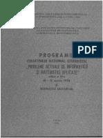 Colocviul National Studentesc INFO-IASI 1988