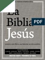 La Biblia Jesús NVI Sampler