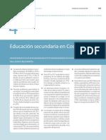 Estado de la educacion en CR